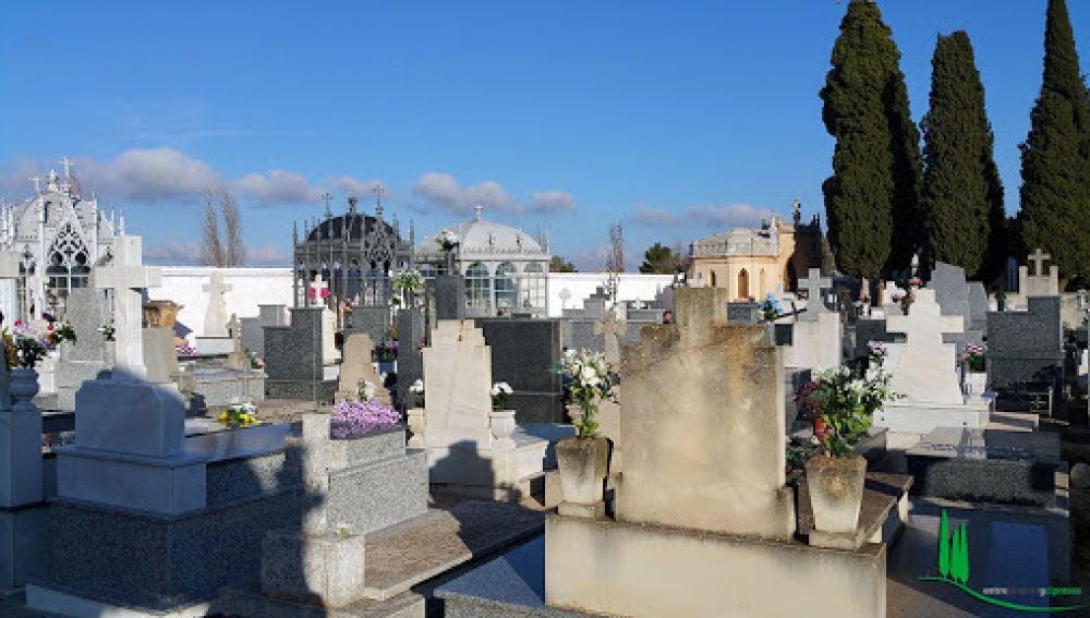 Cementerio de Alcázar de San Juan