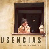 Cartel del cortometraje 'Ausencias' de Laura Río