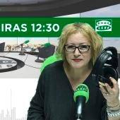 Portada Más de Uno Algeciras con Maria Quirós