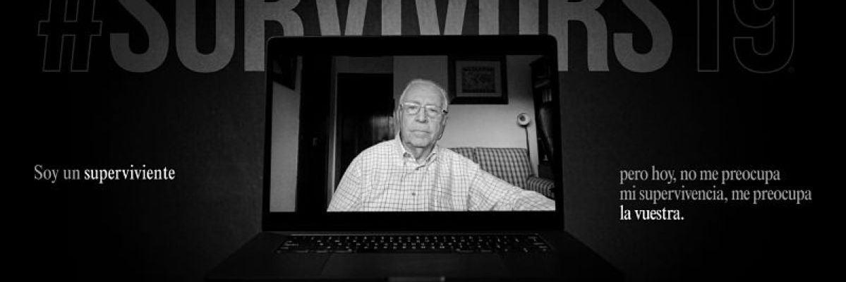 Radio Cuarentena (09/05/20). #Survivors19, la campaña para un trato igualitario de los y las mayores