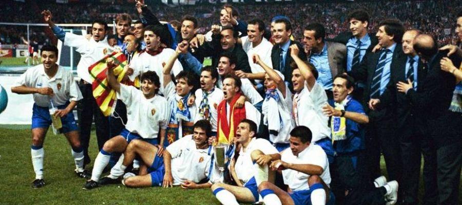 Real Zaragoza histórico