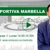 Julio Rodríguez Onda Deportiva Marbella