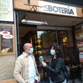 Bar 'La Botería', en Pamplona