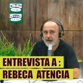Entrevista a Rebeca Atencia