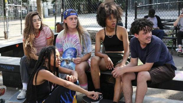 'Betty', la serie de HBO en la que las chicas 'skaters' dominan la pista