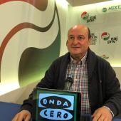 Andoni Ortuzar en Onda Cero Euskadi