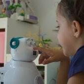 Robots escolares, que pueden ayudar a niños con autismo