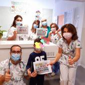 Día del Niño Hospitaizado en Jerez