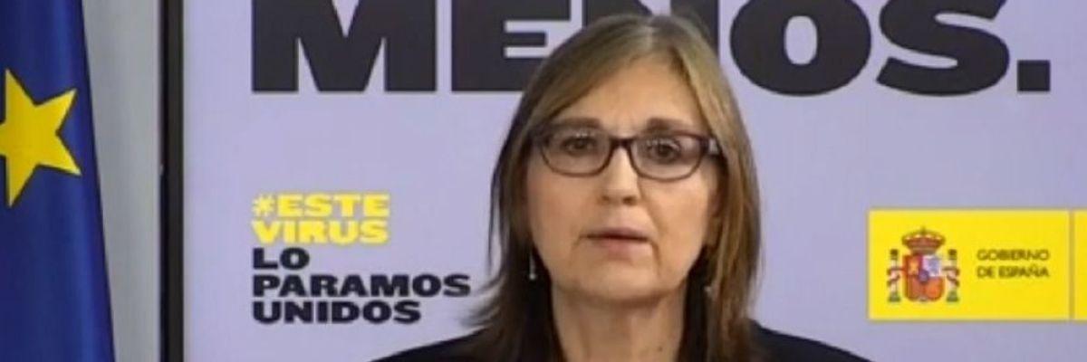 """Marina Pollán: """"Hay muchos casos asintomáticos, la prevención sigue siendo muy importante"""""""