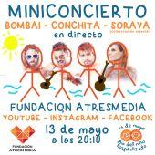 Miniconcierto Fundación Atresmedia Día del Niño Hospitalizado
