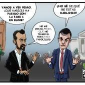 El alcalde Carlos González no comparte las explicaciones recibidas para justificar la permanencia en la fase 0, pero quiere pasar página y avanzar el próximo lunes.