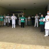 Médicos del Centro de Salud de Malagón