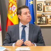 Emiliano García-Page ha visitado hoy Puertollano