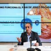 Antonio Saldaña, hasta ahora concejal del PP de Jerez