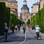 Calle de los Colegios de Alcalá de Henares