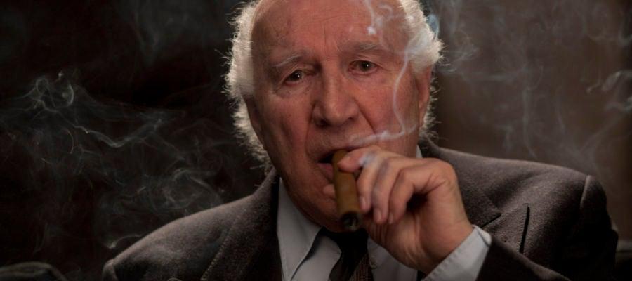 El actor Michel Piccoli, en un fotograma de la película 'Vous n'avez encore rien vu', de Alain Resnais