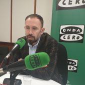El delegado del Gobierno en Pais Vasco, Denis Itxaso