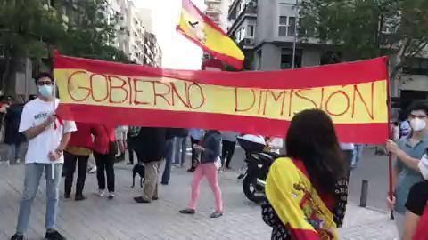 """""""Hay que dejar de callarse, que vean que esto nunca será Venezuela"""""""