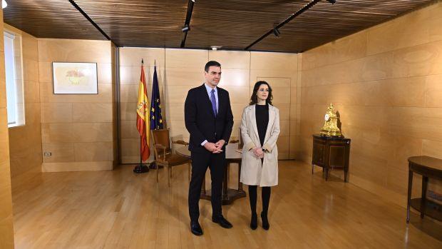 La España que madruga: El apoyo de Ciudadanos a Sánchez, a pesar de su acuerdo con ERC