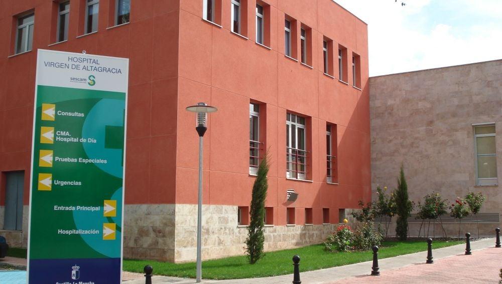 El Hospital de Manzanares ya no tiene pacientes covid ingresados