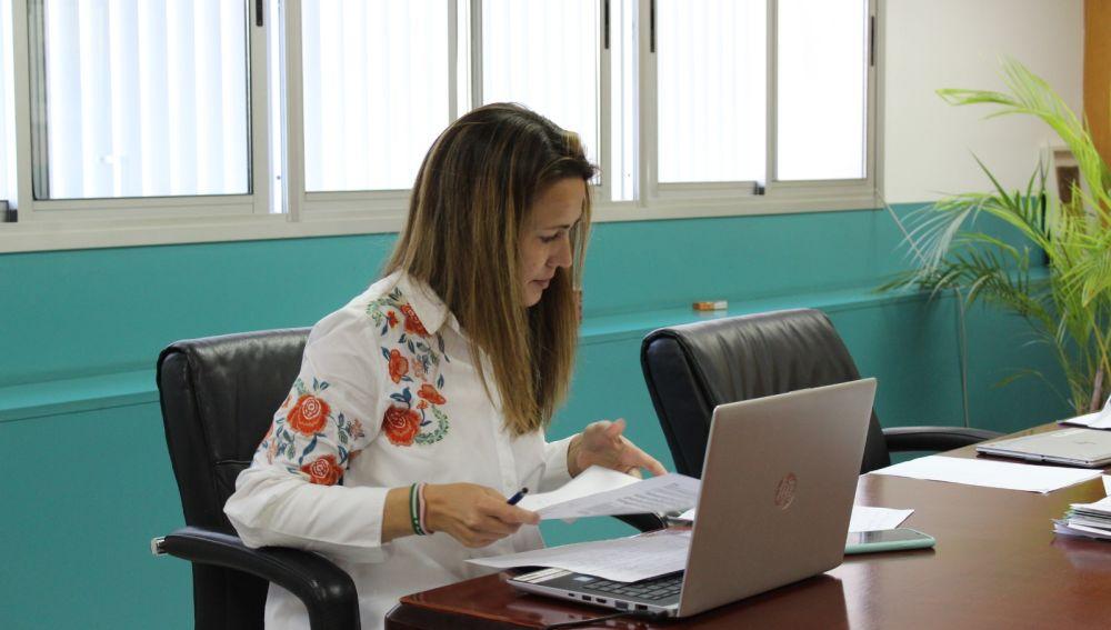 Bella Verano - Delegada de la Junta en Huelva