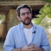 Máximo Huerta en Crea Lectura