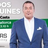 'Queridos mallorquines', sección de Agustín el Casta en Más de Uno Mallorca