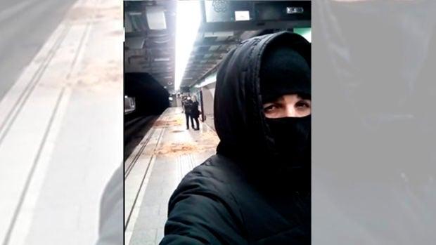 Territorio Negro: El camarero que quería hacer la yihad en Barcelona