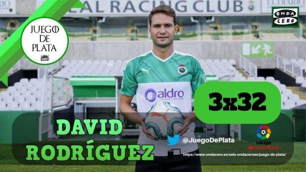 Juego de Plata 3x32: David Rodríguez quiere goles para el Racing