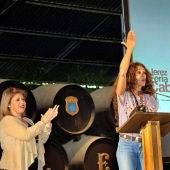 Presentación de la Feria del Caballo 2017, dedicada a Lola Flores