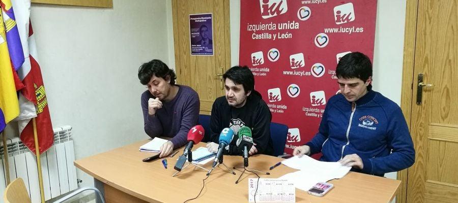 """Renuncio al cargo ya que no comparto las decisiones que se han tomado en IU Castilla y León"""""""