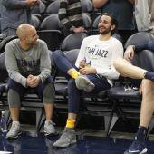 Jordi Fernández, asistente de Denver Nuggets en la NBA