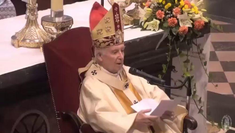 """El cardenal Cañizares dice que la vacuna del coronavirus se hace """"a base de fetos abortados"""": """"Es obra del diablo"""""""