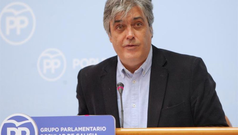 Pedro Puy portavoz do Partido Popular