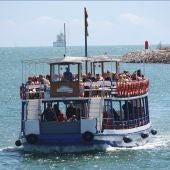 """Las Golondrinas"" tornen a navegar pel port de Barcelona"