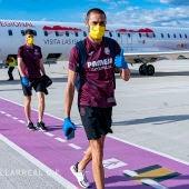 Bruno en su llega a Granada