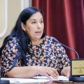 Ana Fernández, concejala de Educación de Cádiz