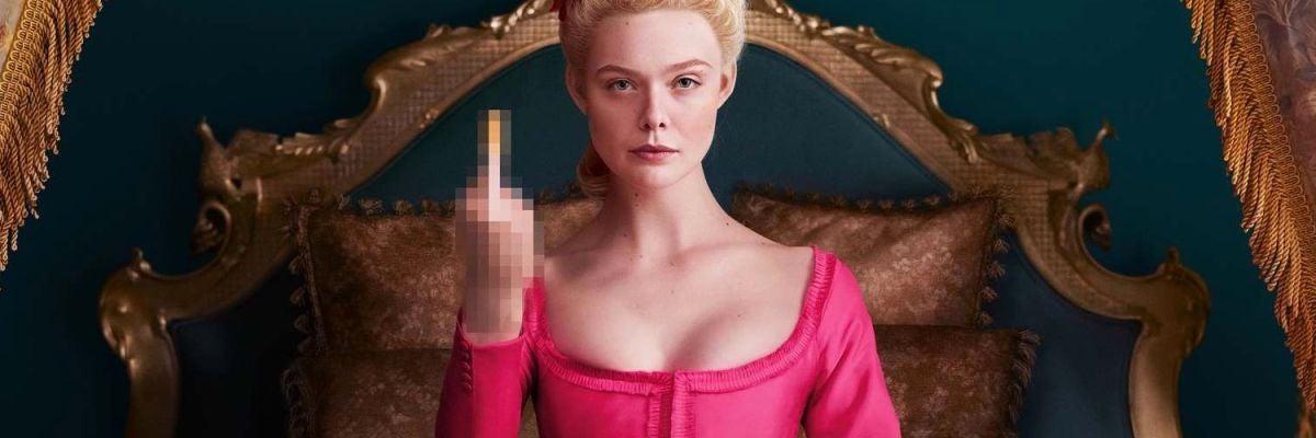 Lo que tienes que ver (19/06/20). 'The Great', la desternillante llegada a Rusia de la emperatriz Elle Fanning
