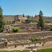 alcazaba arabe merida