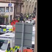 Tres acuchillados en Glasgow