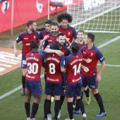 Osasuna 2-1 Leganés