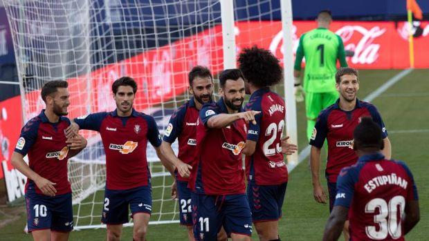 Goles del Osasuna 2 - 1 Celta de Vigo: Arnaiz salva al Osasuna en el descuento y suma los tres puntos