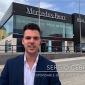 SERGIO CEBRIAN MERCEDES BENZ HIJOS DE M CRESPO