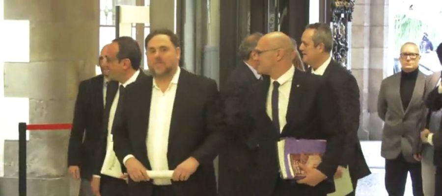 A3 Noticias 1 (02-07-20) Las cárceles catalanas conceden el tercer grado a los presos del 'procés'