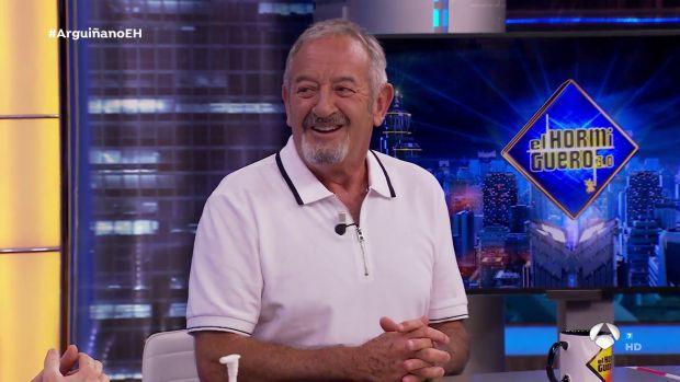 La tele con Monegal: Arguiñano explica en El Hormiguero que es el 'cerdalí'