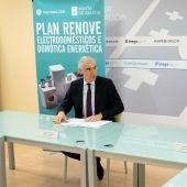 Plan de reactivación energetica por parte da Xunta