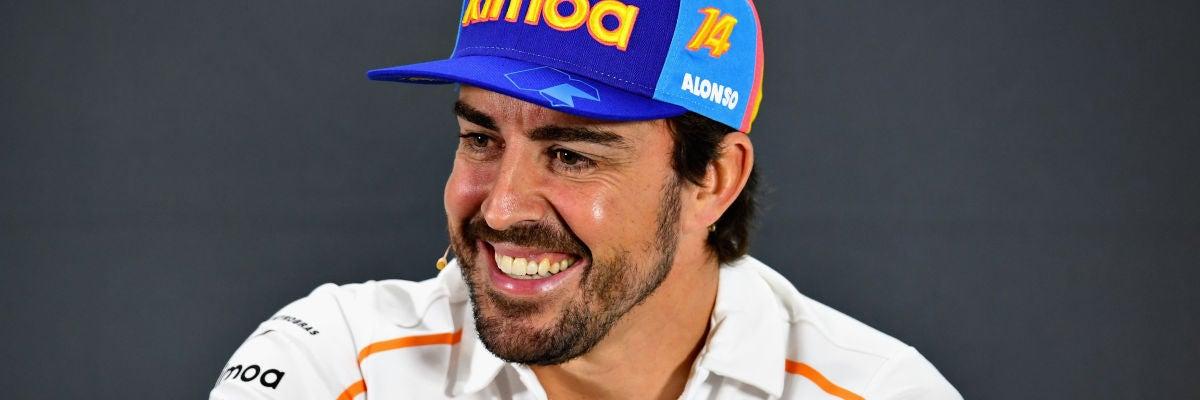 Fernando Alonso vuelve a la Fórmula 1 en 2021 con Renault