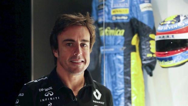 """Fernando Alonso: """"Renault es una elección romántica, volver al lugar en el que logré tantas alegrías"""""""