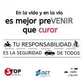 Campaña de Stop Accidentes de cara a este verano.