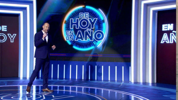 """La tele con Monegal: Pedro García Aguado estrena """"De hoy en un año"""""""